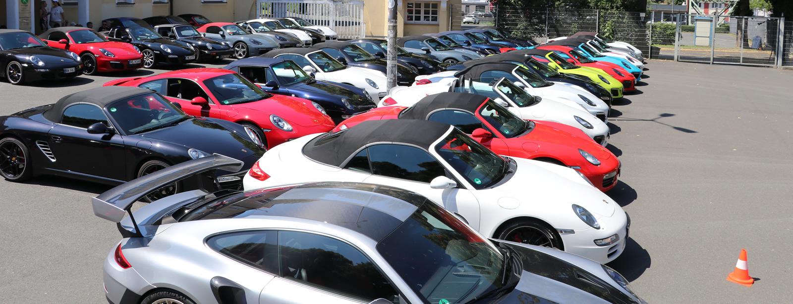 Porsche Club Deutschlandtreffen