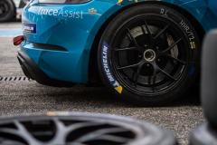 Porsche Sports Cup Deutschland - 4. Lauf Hockenheimring 2020 - Foto: Gruppe C Photography; Healthcare 42