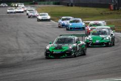 Porsche Sports Cup Deutschland - 4. Lauf Hockenheimring 2020 - Foto: Gruppe C Photography; Speed Monkeys