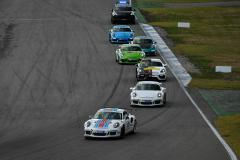 Porsche Sports Cup Deutschland - 4. Lauf Hockenheimring 2020 - Foto: Gruppe C Photography; Mamerow