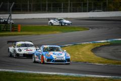 Porsche Sports Cup Deutschland - 4. Lauf Hockenheimring 2020 - Foto: Gruppe C Photography; CarTech