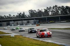 Porsche Sports Cup Deutschland - 4. Lauf Hockenheimring 2020 - Foto: Gruppe C Photography; Smarda