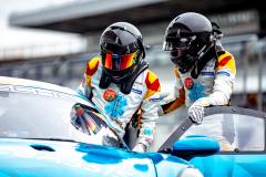 Porsche Sports Cup Deutschland - 4. Lauf Hockenheimring 2020 - Foto: Gruppe C Photography: Healthcare 24