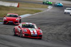 Porsche Sports Cup Deutschland - 1. Lauf Hockenheimring 2021 - Foto: Gruppe C Photography; Mikolas