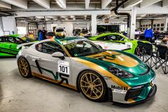 Porsche Sports Cup Deutschland - 1. Lauf Hockenheimring 2021 - Foto: Gruppe C Photography; Virchow