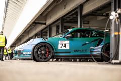 Porsche Sports Cup Deutschland - 1. Lauf Hockenheimring 2021 - Foto: Gruppe C Photography