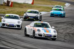 Porsche Sports Cup Deutschland - 1. Lauf Hockenheimring 2021 - Foto: Gruppe C Photography; Tomas Urban