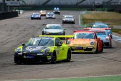 Porsche Sports Cup Deutschland - 1. Lauf Hockenheimring 2021 - Foto: Gruppe C Photography; Neuhofer