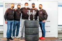Porsche Sports Cup Deutschland - 1. Lauf Hockenheimring 2021 - Foto: Gruppe C Photography; Speed Monkeys