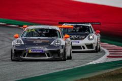 Porsche Sports Cup Deutschland - 3. Lauf Red Bull Ring 2021 - Foto: Gruppe C Photography; Endurance