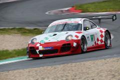 Heinz-Bert Wolters (Porsche 997 GT3 R)
